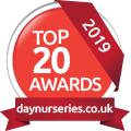 top 20 day nursery awards